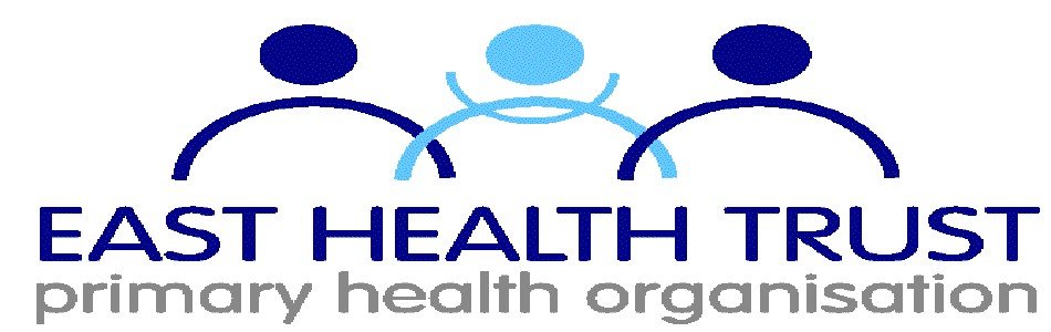East Health Trust Logo